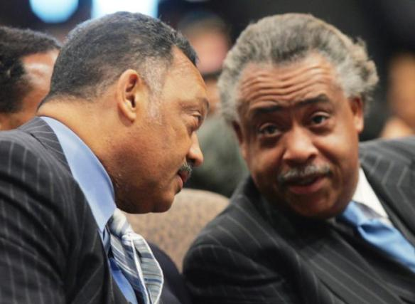 Al Sharpton won't rest until justice is served.