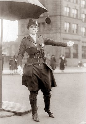 police-woman 1918