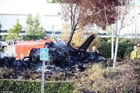 Paul Walker   Porsche Carrera GT crash scene 8