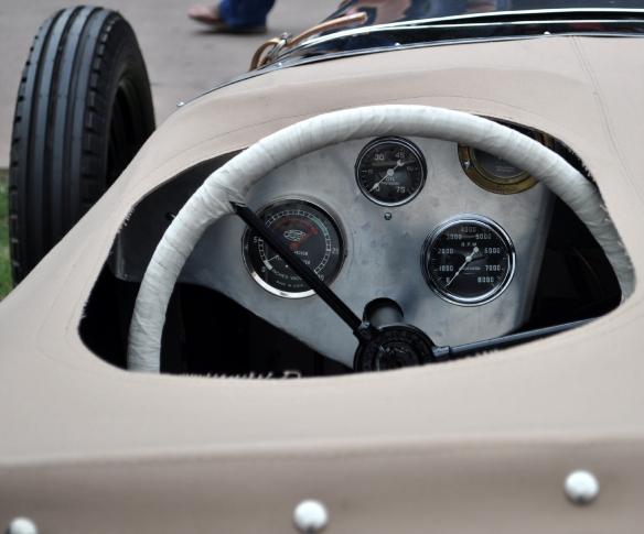 1948 A class roadster 1