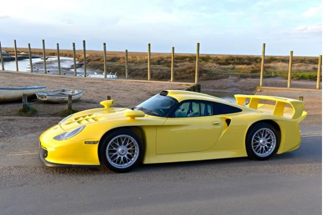 rare porsche 911 gt1 evo strassenversion for sale dp large. Black Bedroom Furniture Sets. Home Design Ideas